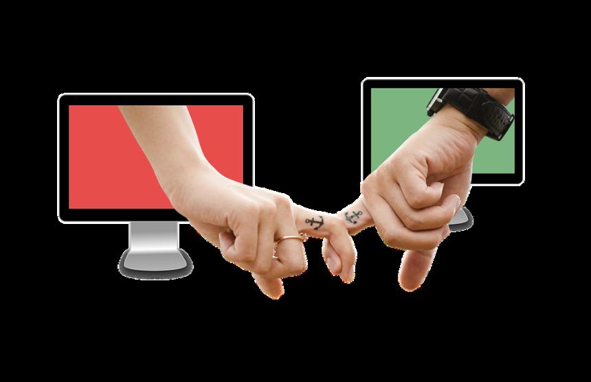 Over 50: l'Amore si Trova Online?