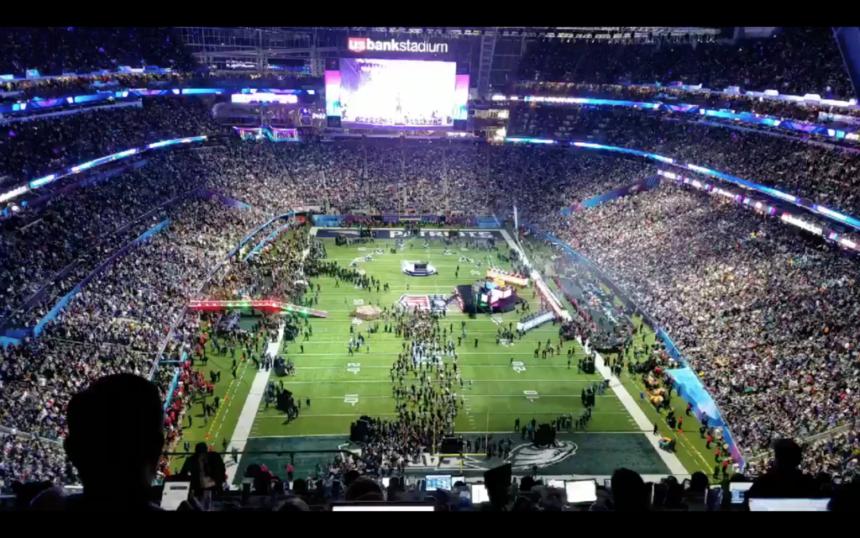 Record Super Bowl 2019