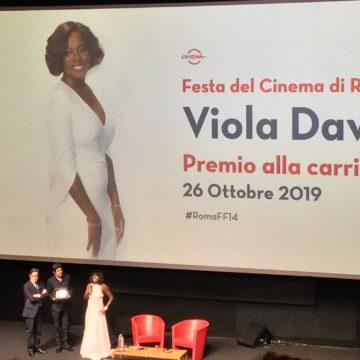 Festa del cinema di Roma 2019: Viola Davis con il pubblico, Santa Subitofilm vincitore