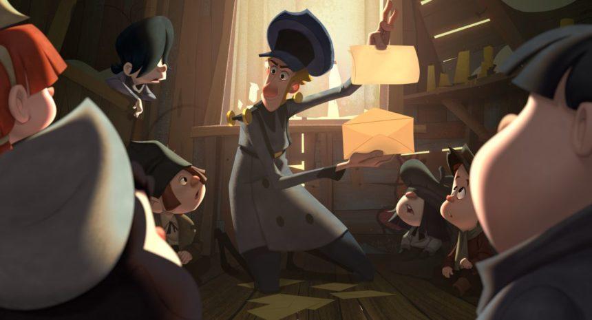 KLAUS: il primo film d'animazione targato Netflix