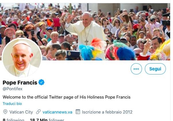 """""""Quando la fede si fa social"""", il Vaticano della comunicazione 2.0"""