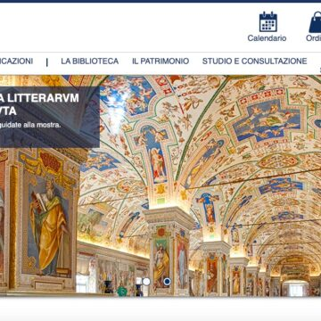 La Biblioteca Vaticana diventa digital: l'accesso ai volumi in pochi click