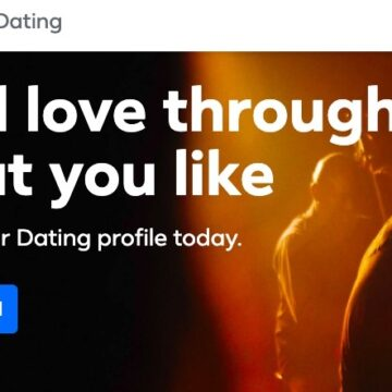 Facebook Dating: il Tinder di Menlo Park arriva in Europa