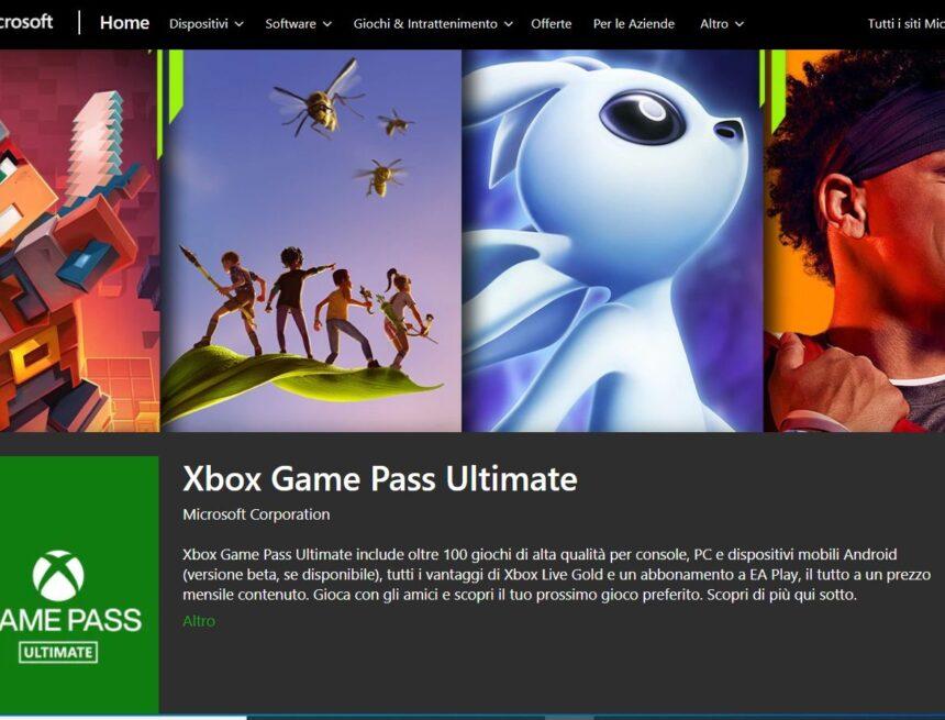 Microsoft, novità 2021: il cloud gaming arriva su Windows 10 e Mac