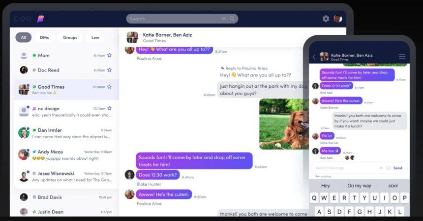 Ecco Beeper: il servizio che riunisce tutte le app di messaggistica