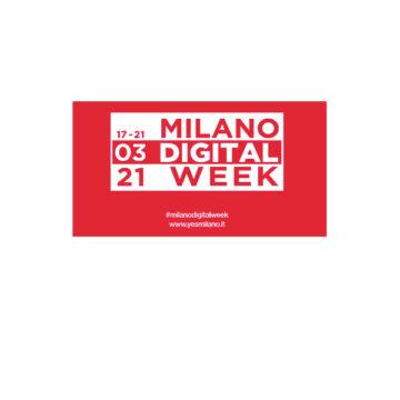 """Milano Digital Week 2021, """"Città equa e sostenibile"""" per la 4/a edizione"""